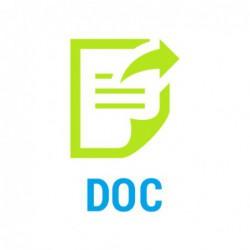 Instrukcja bhp administracyjno-biurowe - niszczarka